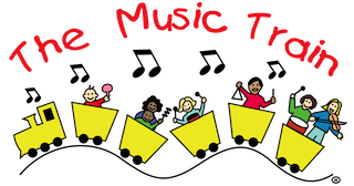 Music Train Logo